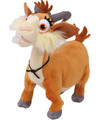 "TY Beanie Babies Ferdinand the Bull Lupe the Goat 6"" Inch Plush Toy"
