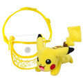 Pokemon Pikachu Cross Body Purse w/ Plush Included