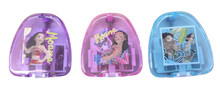 Moana Kids Small Pencil Sharpener 3 Pack