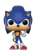 Funko Pop! Games: Sonic - Sonic with Ring