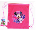 Minnie Mouse Bow-tique Pink Drawstring Bag
