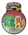 Pokemon 2 Piece Eraser Set - Bulbasaur and Charmander