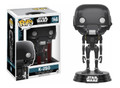 Funko Pop! Star Wars Rogue One K-2SO Vinyl Bobble-Head Fall Convention 2017 Exclusive #179