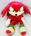"Sonic The Hedgehog: Knuckles 18"" Inches Plush Backpack"