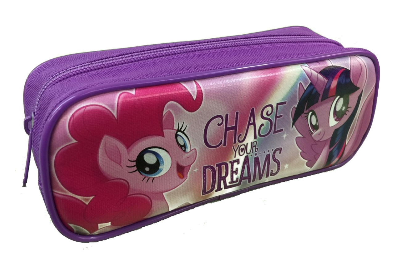 Pencil Case - My Little Pony - Chase Your Dreams