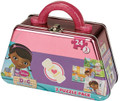 Disney Doc McStuffins 3 Puzzle Pack Tin Box