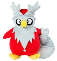 "Pokemon Delibird 8"" Inch Christmas Plush"