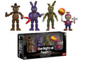 "Five Nights at Freddy's : 4-pack 2"" Inch Figures - Pack 2"
