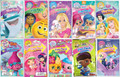 Grab and Go Play Packs Assortment for Girls
