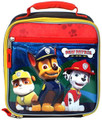 Paw Patrol Soft Lunch Bag Lunch Box Lunch Kit