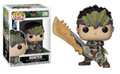 Funko Pop! Games Monster Hunter - Hunter Vinyl Figure #296
