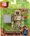 Minecraft Iron Golem Fully Articulated Figure