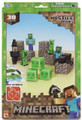 Minecraft Paper Craft - Overworld Hostile Mobs