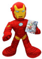 "Marvel Avengers Assemble Iron Man 9"" Inch Plush"