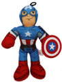 "Marvel Avengers Assemble Captain America 9"" Inch Plush"