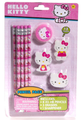 Hello Kitty Deluxe Pencil Pack - 12 pieces