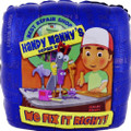 "Handy Manny -18""Square Metallic Mylar Balloon"