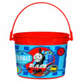 Thomas the Train Plastic Favor Bucket Container ( 1pc )