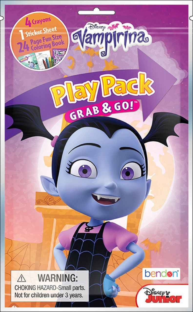 Vampirina Grab and Go Play Pack Party Favors