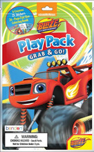 Blaze and the Monster Machines Party Favors - Grab and Go Play Pack