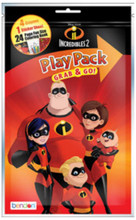 Incredibles Grab and Go Play Pack Party Favors