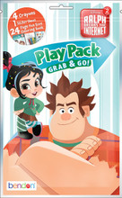 Wreck it Ralph Grab and Go Play Pack Party Favors