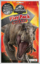 Jurassic World Grab and Go Play Pack Party Favors