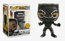 Funko Pop! Marvel Black Panther Vinyl Figure Chase #273