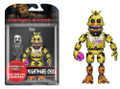 "Five Nights at Freddy's 5"" Inch Articulated Action Figure Nightmare Chica"