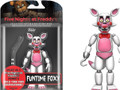 "Five Nights at Freddy's 5"" Inch Articulated Action Figure Funtime Foxy"