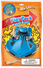 Hot Wheels Grab and Go Play Pack Party Favors
