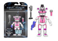 "Five Nights at Freddy 5"" Inch Articulated Action Figure Funtime Freddy"