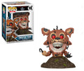 Funko Pop! Books Five Nights at Freddy's The Twisted Ones Twisted Foxy Vinyl Figure
