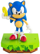 Sonic the Hedgehog - Classic Sonic with Display Stand - Action Figures