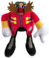 Sonic the Hedgehog Modern Dr Eggman 8 Inch Plush Toy