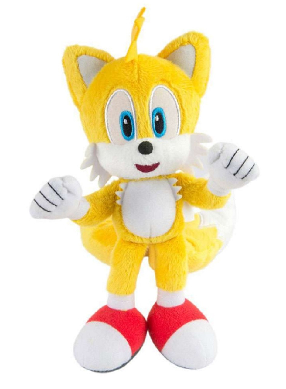 Plush Toy - Sonic the Hedgehog - Modern Tails - 8 Inch