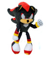 Plush Toy - Sonic the Hedgehog - Modern Shadow - 8 Inch