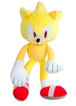 Sonic the Hedgehog - Modern Super Sonic - 12 Inch - Plush Toy