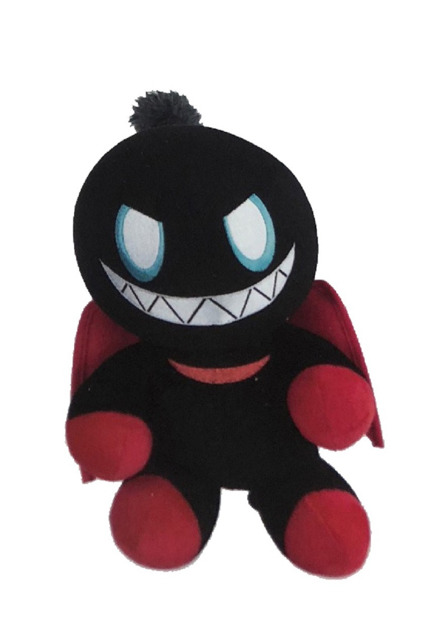 Sonic the Hedgehog - Dark Chao - 12 Inch - Plush Toy - Front