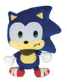 Sonic the Hedgehog - Emoji - Sad Sonic - 8 Inches - Plush Toy