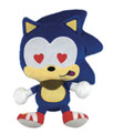 Sonic the Hedgehog - Emoji - Love Sonic - 8 Inches - Plush Toy