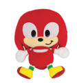 Sonic the Hedgehog - Emoji - Happy Knuckles - 8 Inches - Plush Toy