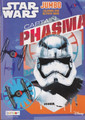 Coloring Book - Star Wars - Captain Phasma - 96 pages