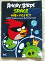 Coloring Book - Angry Birds Space - When Pigs Fly - 96 pages