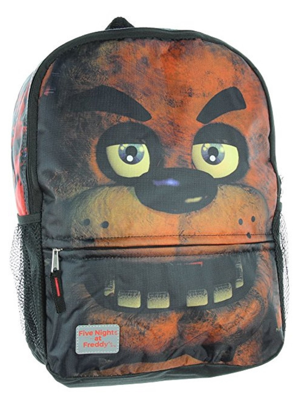 Five Nights at Freddy's - Large 16 Inch - Backpack - Boys