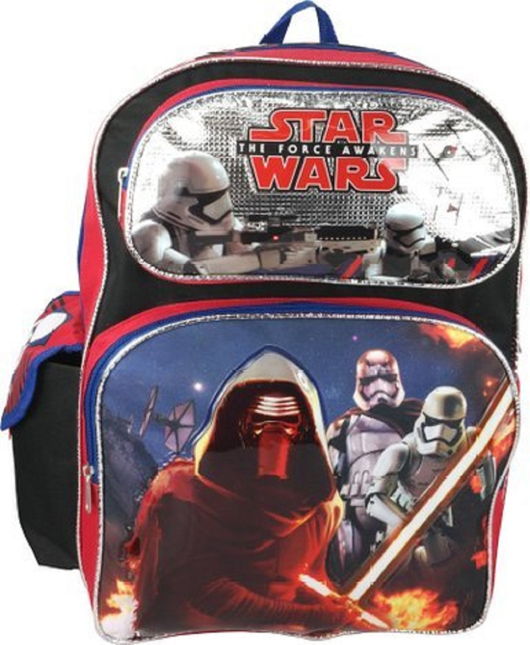 Star Wars - Backpack - Large 16 Inch - Boys - The Force Awakens