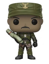 Funko Pop! Games Halo Sargent Johnson Vinyl Figure