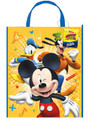 Candy Bags - Mickey Mouse - Large Tote - 13 Inches - Plastic - 1pc