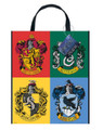 Tote Bag - Harry Potter - 13 Inch X 11 Inch - Plastic - 1ct