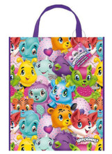Hatchimals Candy Bags - Large Tote - 13 Inches - Plastic - 1pc